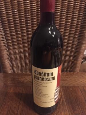 Römischer Gewürz Wein
